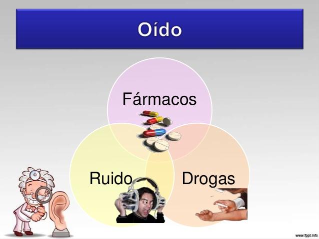 ototoxicos